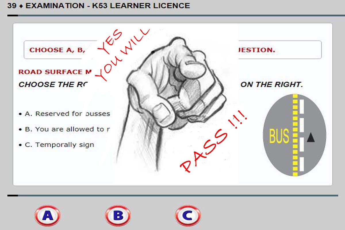 Learners pdf k53 test